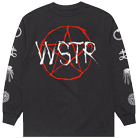 WSTR - Pentagram (Long Sleeve) [入荷予約商品]