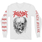 Revocation - Corpse Head (Long Sleeve) [入荷予約商品]