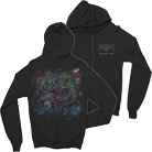 Revocation - The Outer Ones (Zip Up Hoodie) [入荷予約商品]
