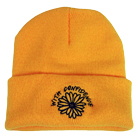 With Confidence - Flower (Gold) (Beanie) [入荷予約商品]