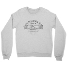 Knuckle Puck - Shaking Hands (Heather Grey) (Sweat) [入荷予約商品]