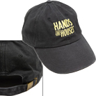 Hands Like Houses - Anon. Logo (Vintage Black) (Hat) [入荷予約商品]