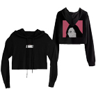 Emarosa - Album Art (Crop Top Hoodie) [入荷予約商品]