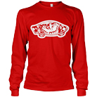 Gorilla Biscuits - Skateboard (Red) (Long Sleeve) [入荷予約商品]