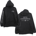 With Confidence - Flower (Windbreaker) [入荷予約商品]
