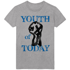 Youth Of Today - Stencil (Heather Grey) [入荷予約商品]