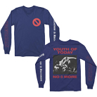 Youth Of Today - No More (Navy) (Long Sleeve) [入荷予約商品]