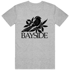 Bayside - Stacked Logo (Athletic Grey) [入荷予約商品]