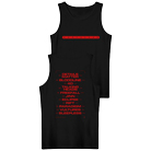 Northlane - Alien Tracklist (Tank Top) [入荷予約商品]