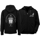 I Hate Heroes - Light The Way (Zip Up Hoodie) [入荷予約商品]