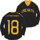 Unearth - Extinction(s) (Jersey Long Sleeve) [入荷予約商品]