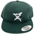 Circa Survive - Safe Camp (Forest) (Embroidered) (Snapback) [入荷予約商品]