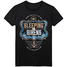 Sleeping With Sirens - Anchor Crest [入荷予約商品]