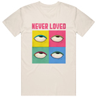 Never Loved - Eyes (Tan) [入荷予約商品]