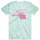 Never Loved - UFO (Mint Tie Dye) (Limited) [入荷予約商品]