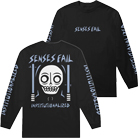 Senses Fail - Institutionalized (Long Sleeve) [入荷予約商品]