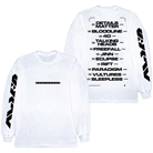 Northlane - Tracklist (Long Sleeve) [入荷予約商品]