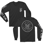 With Confidence - Rose Logo (Long Sleeve) [入荷予約商品]