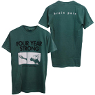 Four Year Strong - Brain Pain (Light Green) [入荷予約商品]