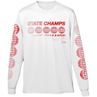 State Champs - Red Logo (Long Sleeve) [入荷予約商品]