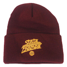 State Champs - Gold Logo (Maroon) (Beanie) [入荷予約商品]