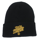 State Champs - Gold Logo (Black) (Beanie) [入荷予約商品]
