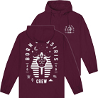 Born Of Osiris - Disconnectome (Maroon) (Windbreaker Jacket) [入荷予約商品]