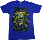 Attack Attack! - Invader (Blue)
