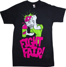 Fight Fair - Brain Freeze