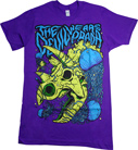 The Devil Wears Prada - Triceratops (Purple)