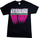 Cinematic Sunrise - Vintage Logo