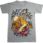We Came As Romans - Dino Stones (Heather Grey)