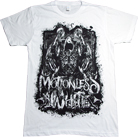 Motionless In White - Wizard (White) [入荷予約商品]
