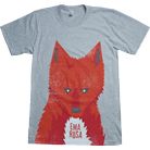 Emarosa - Fox No Trees (Heather Grey)