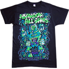 Abandon All Ships - Monster Robot (Black)