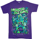 Abandon All Ships - Monster Robot (Purple)