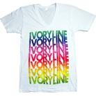 Ivoryline - Repeating (V-Neck)