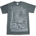 Sleep For Sleepers - Ship (Dark Grey)