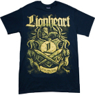 Lionheart - Dead and Gone (Black/Yellow)