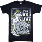 The Word Alive - Candle Skull