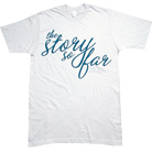 The Story So Far - Logo (Silver)