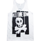 All Time Low - Skull (Tank Top)