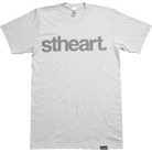 Stheart Clothing - Classic Tee (silver)
