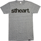 Stheart Clothing - Classic Tee (Athletic Grey)