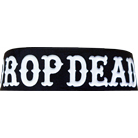 Live Fast Drop Dead - Wristband