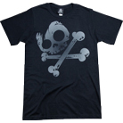 Rockett Clothing - Devil Lock Crooked Logo
