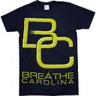Breathe Carolina - Interlocking 'BC'