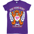 New Found Glory - XCare BearX (Purple) [girl's]