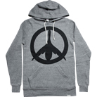 Stheart Clothing - Geace Pullover Hoody (heather grey)