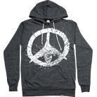 Stheart Clothing - Shattered Geace Pullover Hoody